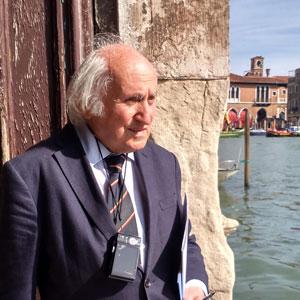 Prof. Richard Demarco CBE